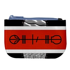 Poster Twenty One Pilots Large Coin Purse by Onesevenart