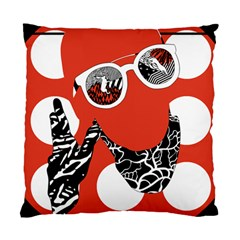 Twenty One Pilots Poster Contest Entry Standard Cushion Case (one Side) by Onesevenart