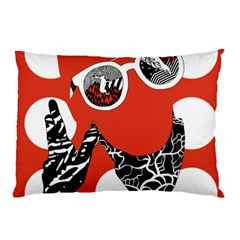 Twenty One Pilots Poster Contest Entry Pillow Case by Onesevenart