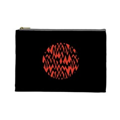 Albums By Twenty One Pilots Stressed Out Cosmetic Bag (large)  by Onesevenart