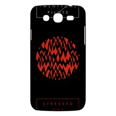 Albums By Twenty One Pilots Stressed Out Samsung Galaxy Mega 5 8 I9152 Hardshell Case  by Onesevenart