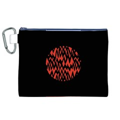 Albums By Twenty One Pilots Stressed Out Canvas Cosmetic Bag (xl) by Onesevenart