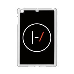 Twenty One Pilots Band Logo Ipad Mini 2 Enamel Coated Cases by Onesevenart