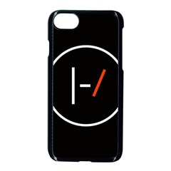 Twenty One Pilots Band Logo Apple Iphone 7 Seamless Case (black) by Onesevenart