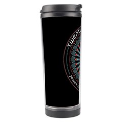 Twenty One Pilots Power To The Local Dreamder Travel Tumbler by Onesevenart
