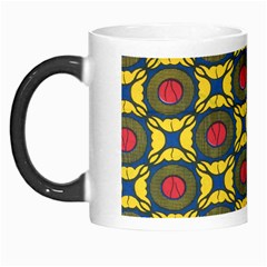 African Textiles Patterns Morph Mugs by Mariart