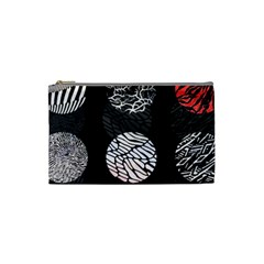 Twenty One Pilots Stressed Out Cosmetic Bag (small)  by Onesevenart