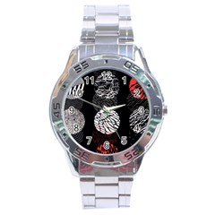 Twenty One Pilots Stressed Out Stainless Steel Analogue Watch by Onesevenart