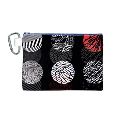 Twenty One Pilots Stressed Out Canvas Cosmetic Bag (m) by Onesevenart