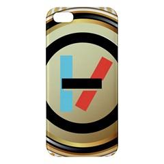 Twenty One Pilots Shield Iphone 5s/ Se Premium Hardshell Case by Onesevenart