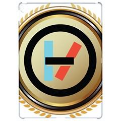 Twenty One Pilots Shield Apple Ipad Pro 12 9   Hardshell Case by Onesevenart