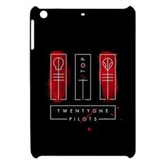 Twenty One Pilots Apple Ipad Mini Hardshell Case by Onesevenart