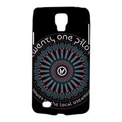 Twenty One Pilots Galaxy S4 Active by Onesevenart