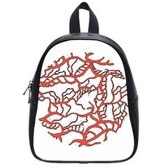 Twenty One Pilots Tear In My Heart Soysauce Remix School Bag (small) by Onesevenart