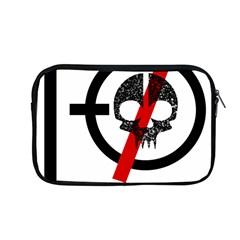 Twenty One Pilots Skull Apple Macbook Pro 13  Zipper Case by Onesevenart