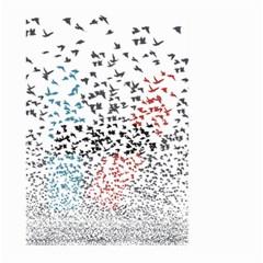 Twenty One Pilots Birds Large Garden Flag (two Sides) by Onesevenart