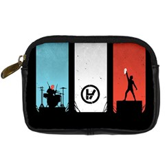 Twenty One 21 Pilots Digital Camera Cases by Onesevenart