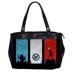 Twenty One 21 Pilots Office Handbags by Onesevenart