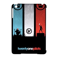 Twenty One 21 Pilots Apple Ipad Mini Hardshell Case (compatible With Smart Cover) by Onesevenart