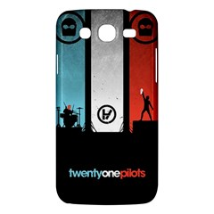 Twenty One 21 Pilots Samsung Galaxy Mega 5 8 I9152 Hardshell Case  by Onesevenart