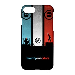 Twenty One 21 Pilots Apple Iphone 7 Hardshell Case by Onesevenart