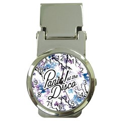 Panic! At The Disco Money Clip Watches by Onesevenart
