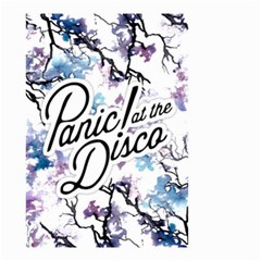 Panic! At The Disco Small Garden Flag (two Sides) by Onesevenart