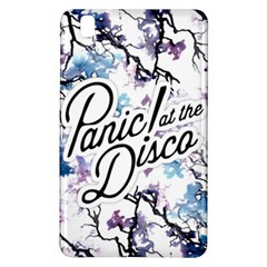 Panic! At The Disco Samsung Galaxy Tab Pro 8 4 Hardshell Case by Onesevenart