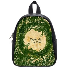 Panic At The Disco School Bag (small) by Onesevenart