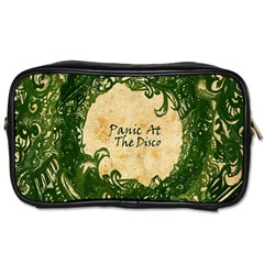 Panic At The Disco Toiletries Bags 2 Side by Onesevenart