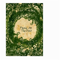 Panic At The Disco Large Garden Flag (two Sides) by Onesevenart