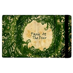 Panic At The Disco Apple Ipad 3/4 Flip Case by Onesevenart