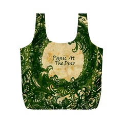Panic At The Disco Full Print Recycle Bags (m)  by Onesevenart