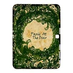Panic At The Disco Samsung Galaxy Tab 4 (10 1 ) Hardshell Case  by Onesevenart