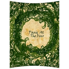 Panic At The Disco Back Support Cushion by Onesevenart