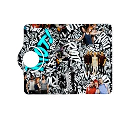 Panic! At The Disco College Kindle Fire Hd (2013) Flip 360 Case by Onesevenart