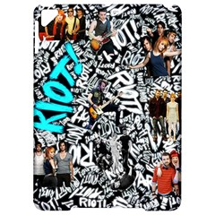 Panic! At The Disco College Apple Ipad Pro 9 7   Hardshell Case by Onesevenart