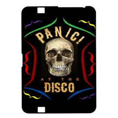 Panic At The Disco Poster Kindle Fire Hd 8 9  by Onesevenart