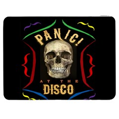 Panic At The Disco Poster Samsung Galaxy Tab 7  P1000 Flip Case by Onesevenart