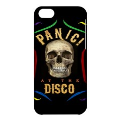 Panic At The Disco Poster Apple Iphone 5c Hardshell Case by Onesevenart
