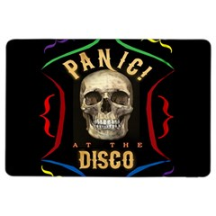 Panic At The Disco Poster Ipad Air 2 Flip by Onesevenart