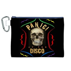 Panic At The Disco Poster Canvas Cosmetic Bag (xl) by Onesevenart