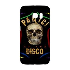 Panic At The Disco Poster Galaxy S6 Edge by Onesevenart