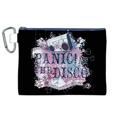 Panic At The Disco Art Canvas Cosmetic Bag (xl) by Onesevenart