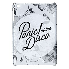Panic At The Disco Flowers Apple Ipad Mini Hardshell Case by Onesevenart