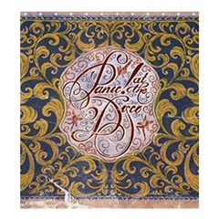 Panic! At The Disco Shower Curtain 66  X 72  (large)  by Onesevenart