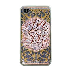 Panic! At The Disco Apple Iphone 4 Case (clear) by Onesevenart