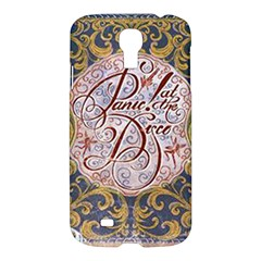 Panic! At The Disco Samsung Galaxy S4 I9500/i9505 Hardshell Case by Onesevenart