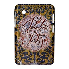 Panic! At The Disco Samsung Galaxy Tab 2 (7 ) P3100 Hardshell Case  by Onesevenart