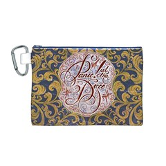 Panic! At The Disco Canvas Cosmetic Bag (m) by Onesevenart